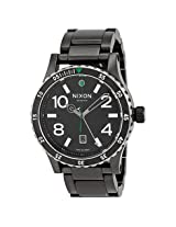 Nixon Diplomat Ss Black Dial Stainless Steel Men's Watch - Nxa2771421