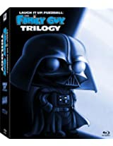 Laugh It Up Fuzzball: The Family Guy Trilogy (It's a Trap! / Blue Harvest / Something Something Something Darkside)