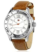 Tommy Hilfiger Analog White Dial Men's Watch - TH1790992J