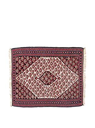 RugSense Alfombra Persian Senneh Rojo/Multicolor 180 x 110 cm