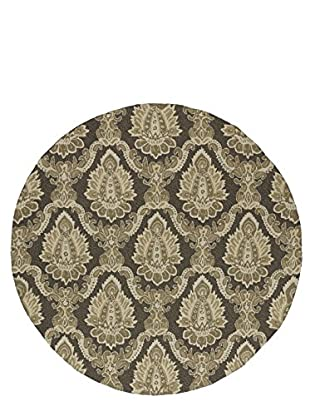 Kaleen Home & Porch Indoor/Outdoor Rug, Brown, 5' 9