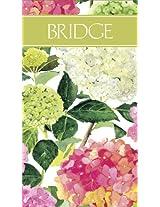 Endless Summer Bridge Game Score Pad