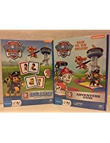 Paw Patrol Look-A-Likes Matching Game & Paw Patrol Adventure Game