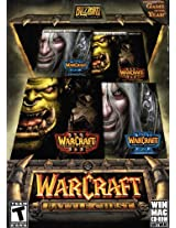 Warcraft 3 Battle Chest - Warcraft III: Reign of Chaos + Strategy Guide & Warcraft III: Frozen Throne Expansion Set + Strategy Guide