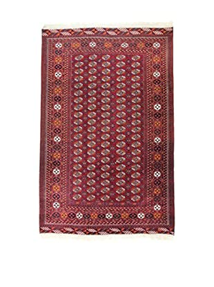 L'Eden del Tappeto Teppich Bukhara rot 335t x t212 cm
