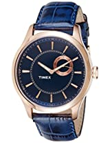 Timex Analog Blue Dial Men's Watch - TWEG14606
