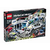 S [T[ Lego 8154 Brick Street Customs  sAiS