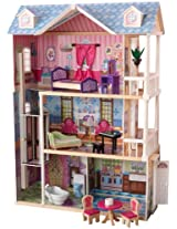 KidKraftMy Dreamy Dollhouse with Furniture