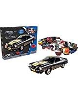 Aquarius Ford Mustang 2 Sided Jigsaw Puzzle (600-Piece)