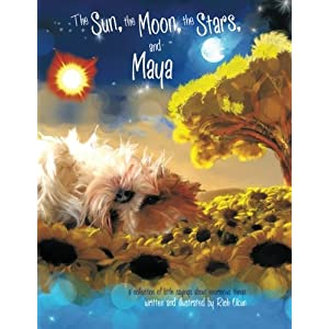 The Sun, the Moon, the Stars and Maya: A Collection of Little Sayings about Enormous Things.