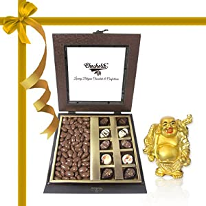 A Very Tasty Treat of Chocolates and Milk Nutties with Combo - Chocholik Belgium Gifts