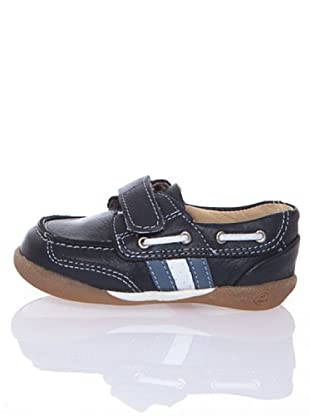 Billowy Náuticos con Velcro (Azul)