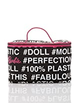 #Barbie Travel Cosmetic Case