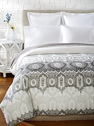 KAS Kamiri Embroidered Duvet Cover
