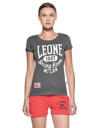 Leone 1947 Camiseta Round Neck (Gris)