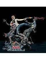 McFarlane Toys Walking Dead Comic Rick Grimes Resin Statue
