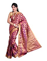 Kanchipuram Multi Art Silk Saree(Dno-107-Mejantha)