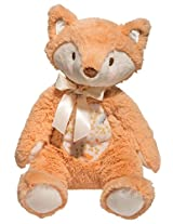 "Plush Plumpie Sitting Cuddle Fox 10"""