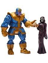 Diamond Select Toys Marvel Select Thanos Action Figure, Multi Color