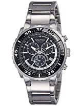 Nautica Sports Analog Black Dial Men's Watch - NTC16654G