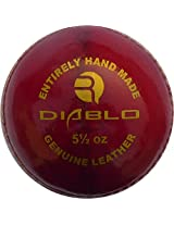 R-Max Diablo Leather Cricket Ball
