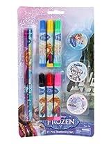 Frozen Stationery Set, Multi Color (11 Pieces)