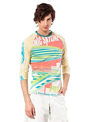 Custo Camiseta Nert (Multicolor)