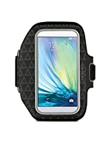 Belkin Sport-Fit Plus Armband for Samsung Galaxy S6 (Black Triangle Pattern)