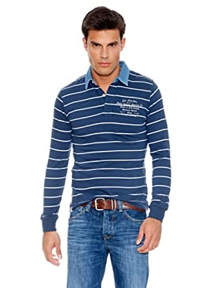 Pepe Jeans London Polo Willow (Azul)