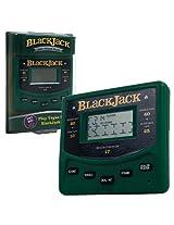 Trademark Global Electronic Handheld Las Vegas Style Blackjack Game