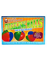 Juggling Balls: Learn to Juggle Step-by-step (Professor Murphy's Emporium of Entertainment)