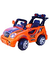 Delia Baby Master Speedy Jeep, Orange