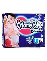Mamy Poko Pants L-20 (9-14kg)