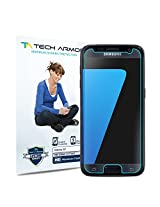 Tech Armor SP-HD-SAM-GS7-3 HD Clear Screen Protector for Samsung Galaxy S7 (Pack of 3)