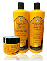 Agadir Argan Oil Daily Moisturizing Combo A