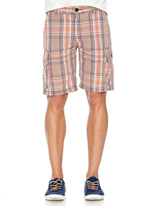 Pepe Jeans London Bermuda Nerva (Beige Claro / Coral)
