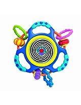 Manhattan Toy Whoozit Busy Swirls Activity Toy