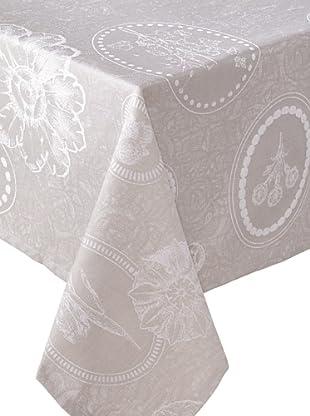 Garnier-Thiebaut Mille Eclats Tablecloth (Macaron)