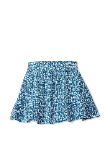 Soft Clothing Kid's Ana Bubble Skirt (Tula Dot)