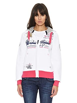 Geographical Norway Chaqueta Gelateria (Blanco)