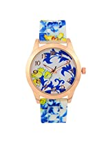 Geneva Analogue Multi-Colour Dial Women's Watch - g7140_D
