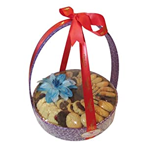 Caramel Delites Cookies Gift Hamper - Chocholik Belgium Gifts