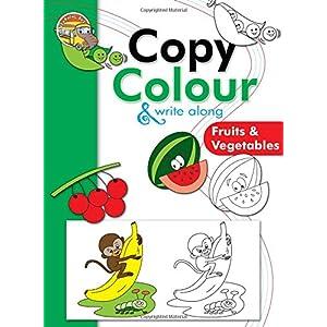 My Big Book of RHYMES: Fruits & Vegetables