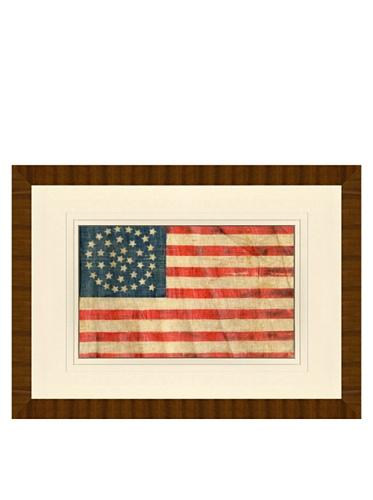 Reproduction of 37-Star American Flag Circa 1867, 24