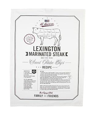 Lexington Company Paño Marinated (Blanco)