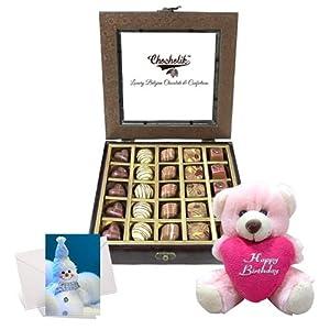 Belgium Chocolates - Stunning Collection For Birthday Wishes - Chocholik