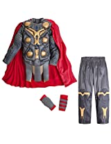Disney Store Thor The Dark World Costume Size Medium 7/8: Marvel The Avengers