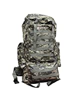 House Of Quirk70ltr Bori Basta Army Rucksack Bagpack, Travelling Bag,Hiking Bag,Back Pack 70ltr And Free 1 Travelling Compass Random Color Will Be send of Compass