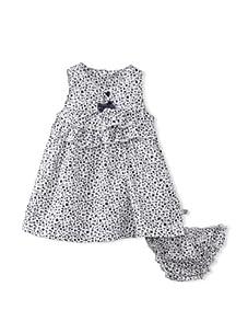 KANZ Baby Sleeveless Dress (Navy)