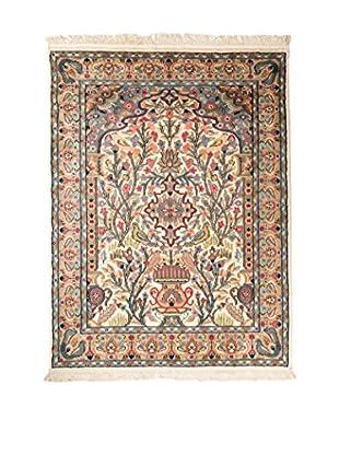 RugSense Alfombra Kashmirian Marrón/Multicolor